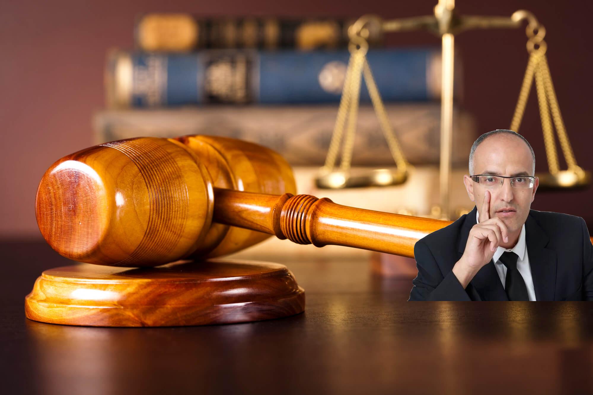 עורך דין פלילי - עו