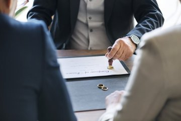 הסכם גירושין – מה צריך לשים לב כשחותמים על ההסכם
